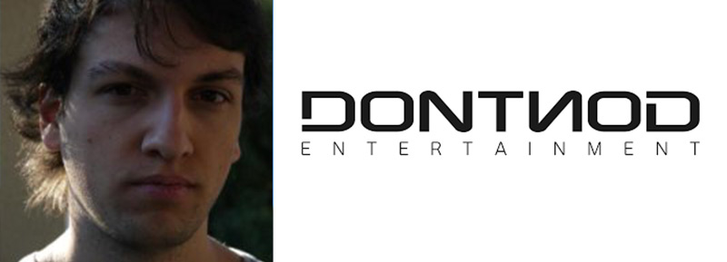 Guillaume, Programmeur Outils à Dontnod Entertainment